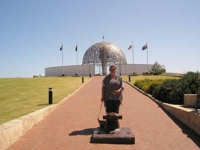 Memorial HMAS Sydney II