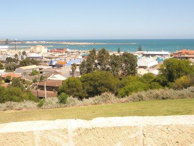 Geraldton City & Harbour