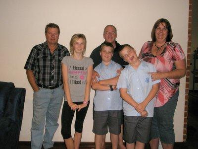 The Vogel Family