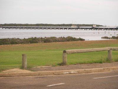 Port Broughton jetty