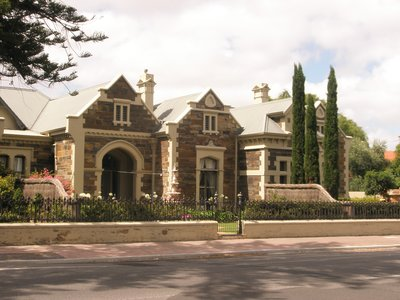 Beautiful homes in Glenelg SA