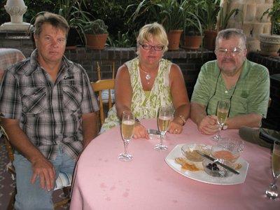 Uncle Ron, Tony & Anne