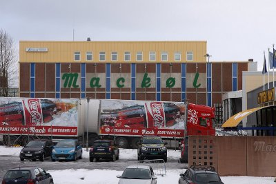 Mack brewery