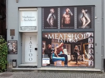 Meatshop tattoo parlour