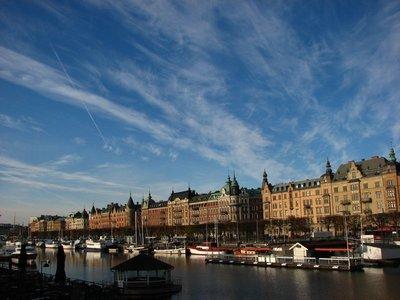 View of Strandvägen