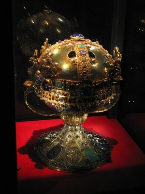 Reliquary for St Elisabeth