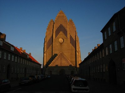Grundtvig's Church (Grundtvigs Kirke)