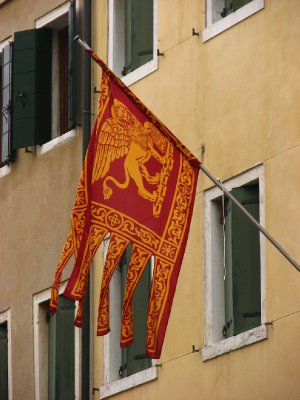 Flag of St Mark