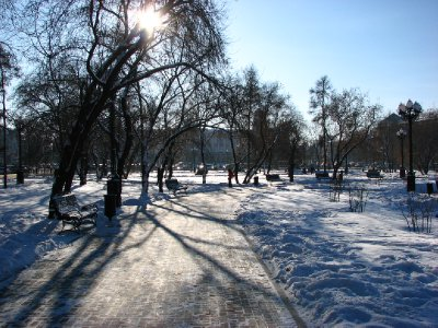 Kirov Park
