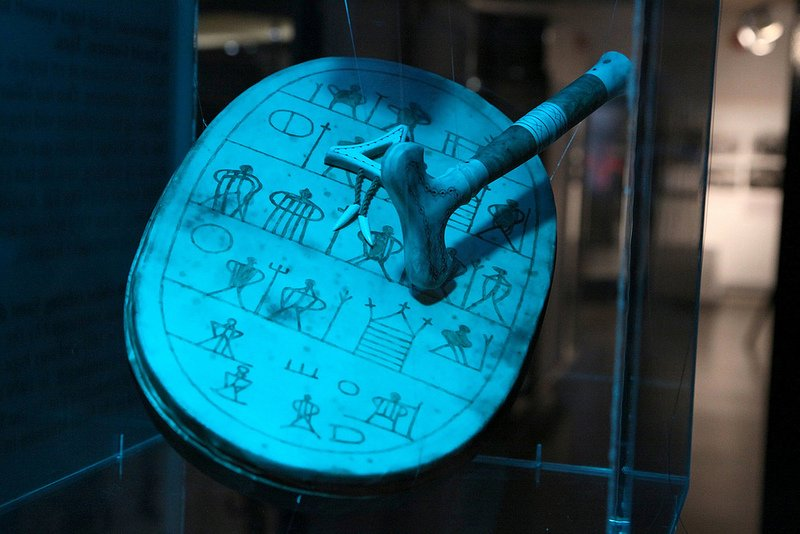 Sami drum