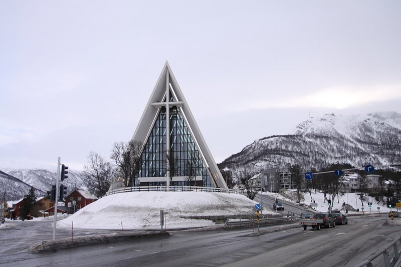 Arctic Ocean Cathedral (Ishavskatedralen)