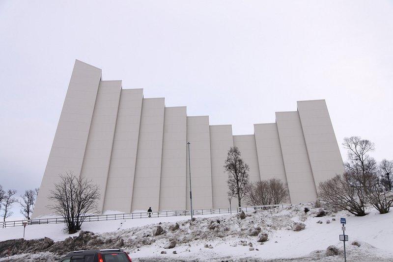 Arctic Ocean Cathedral (Ishavskatedralen)