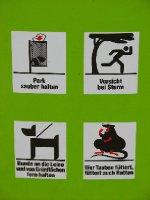 Park regulations