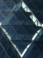 Detail of 30 St Mary Axe