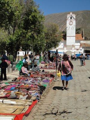 Turbugo, Sunday Market