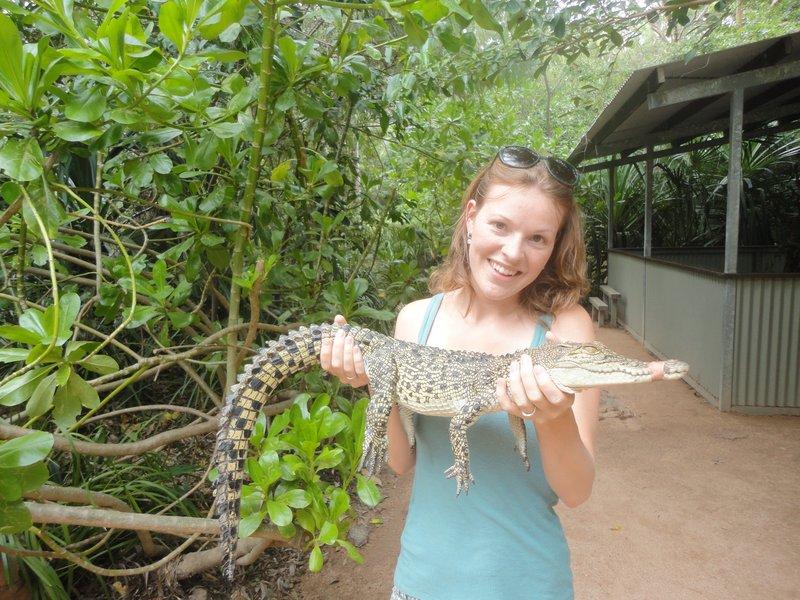 Crocodile Hunting @ Magnetic Island