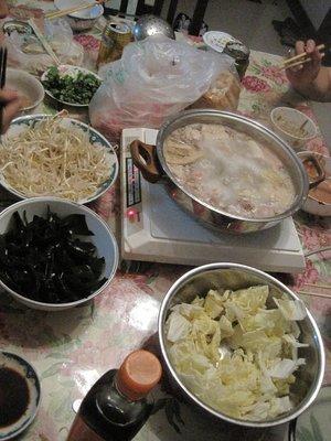 Really good dinner =)