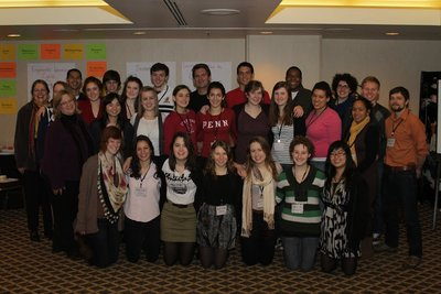 AFS Sponsored Programs Alumni Training of Trainers 2011