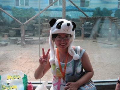 Yes, I got a Panda Hat =)