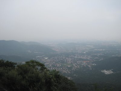 View from Xiangshan