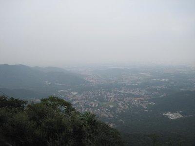 View from Xiangshan