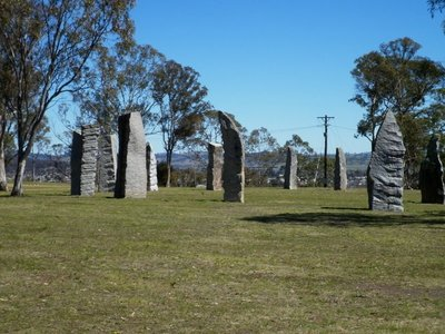 Celtic Stones, Glen Innes, NSW