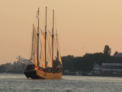 Toronto - tall ship