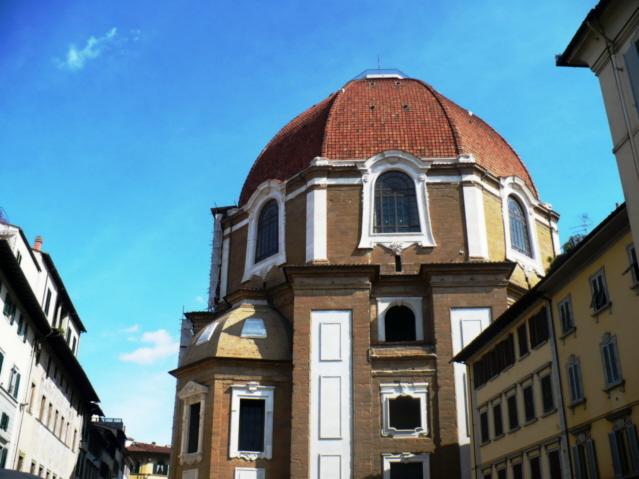 FLORENCE - The basilica of San Lorenzo