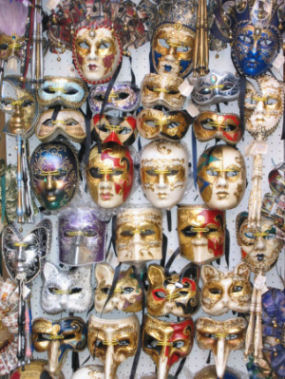 venice masks
