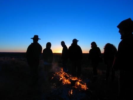 sunrise campfire 5
