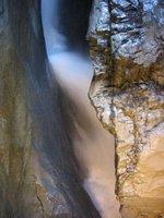 trummelbach waterfall