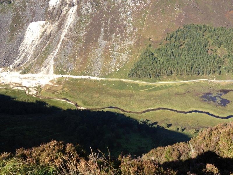 Ireland, Wiclow mts.
