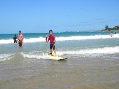 Max surfing