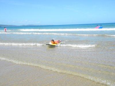 Sara paddle