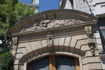Justice archway