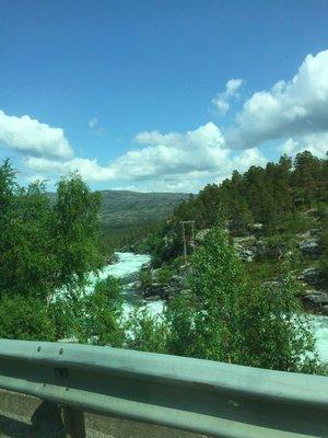 Arctic River