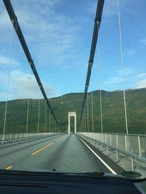 Bridge into Narvik