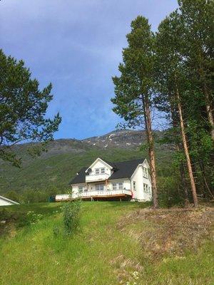 Random House in the Arctic