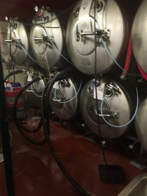Micro-Bryggeri (brewery)