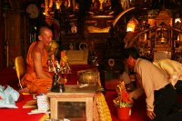 Offers been made to the high monk of Doi Suthep
