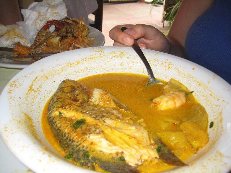 Garifuna Stew 2