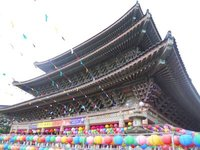 The biggest Buddhist temple in all of Asia