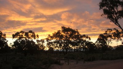 Waikerie sunset