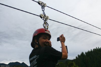 ZipZone Fortich Bukidnon Dahilayan Adventure Parkn