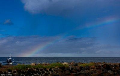 Rainbow Camiguin Philippines