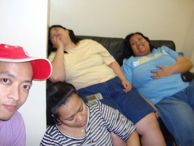 xmas party 2009