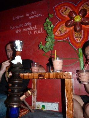 Om Bar, Arab Street