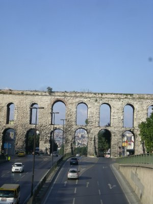 Istanbul - Aqueduc