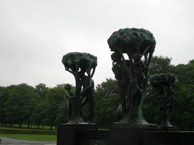 Oslo - Vigeland 3