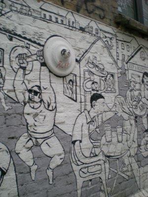 Oslo - murale